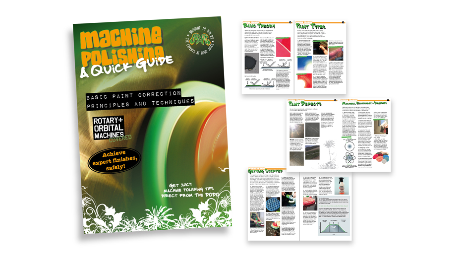 20 page brochure